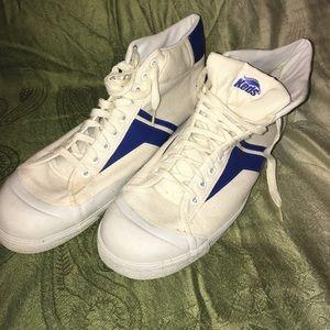 475804c762d19 VINTAGE 70's Pro Keds Men's size 14 Basketball